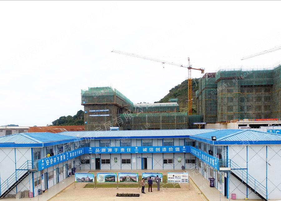 广西机电工程学校新校区项目
