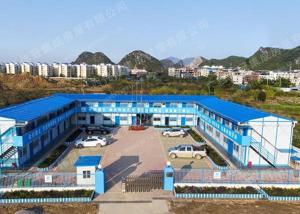 桂林市七星区和平片区棚户区改造安置用房8、9、10、13号楼及地下室工程