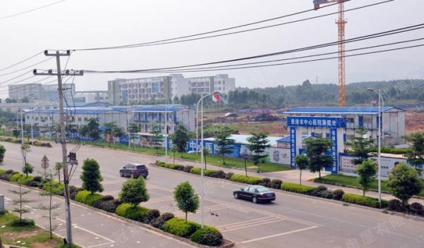 贵港市中心医院