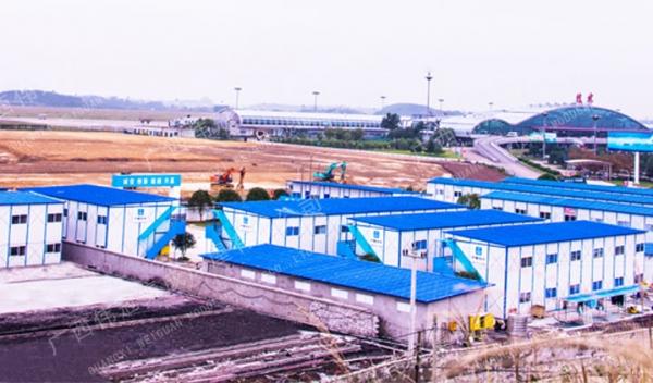 桂林两江国际机场扩建工程