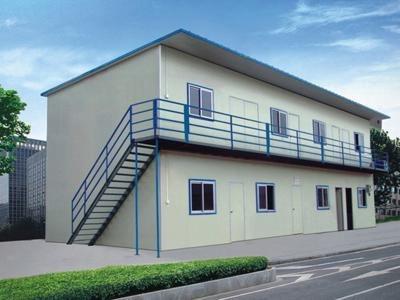 活动板房钢板焊接的三大技术特点
