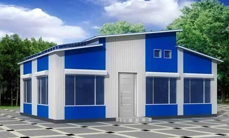 钢结构活动板房工程的三大技术介绍
