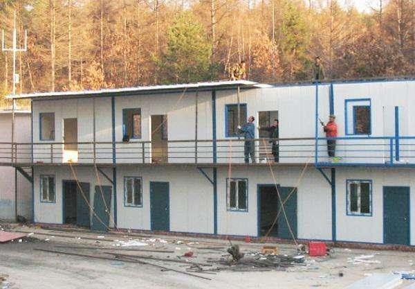 轻钢活动房厂房设计6大注意事项 厂房也能如家般温暖