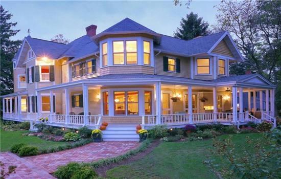 钢结构别墅的应用越来越普遍了
