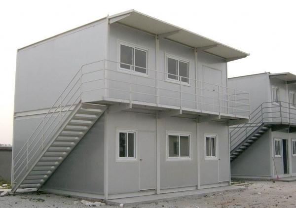 集装箱房一个月租金多少钱